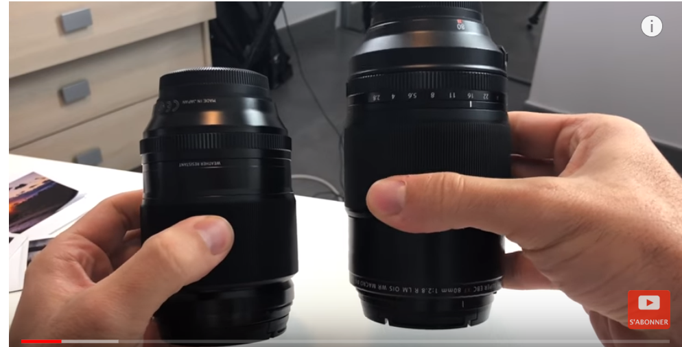 Test Complet du Fujinon XF 90 mm F2