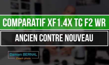 Comparatif XF1.4x F2 TC vs Ancien télé-convertisseur XF1.4x TC