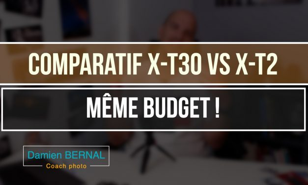 Comparatif X-T30 vs X-T2 : même budget, deux options