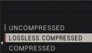 raw compressé