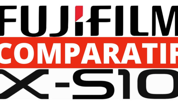 Comparatif X-S10 vs X-T4/X-H1 : Aucune surprise ?